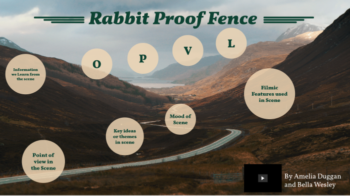 rabbit proof fence themes