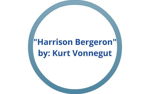 what is the purpose of the handicaps in harrison bergeron