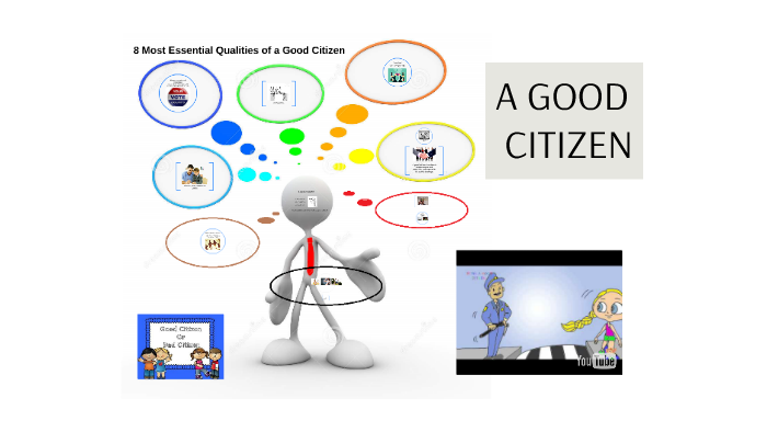 what are the qualities of a good citizen