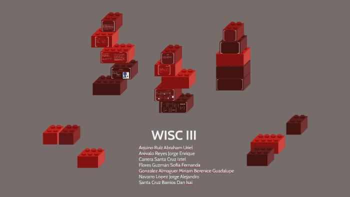WISC III by Sofia Flores on Prezi