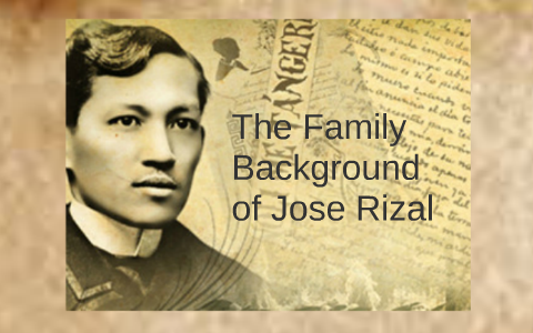 The Family Background of Jose Rizal by Michael Nehemiah ...