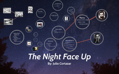 the night face up