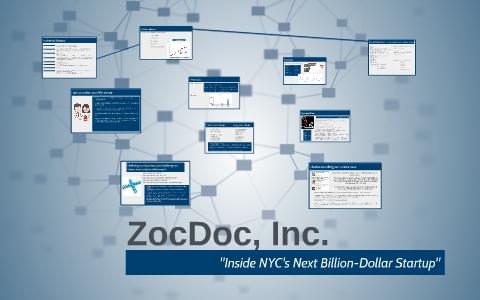 ZocDoc, Inc  by Amanda Samlal on Prezi