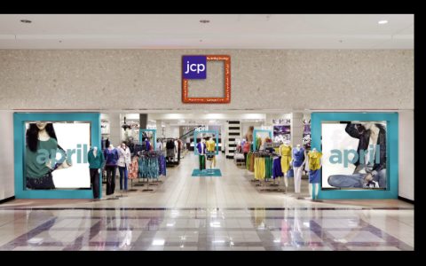 jcpenney swot analysis 2014