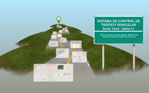 Sistema De Control De Tráfico Vehicular By Dino Ghisolfi On
