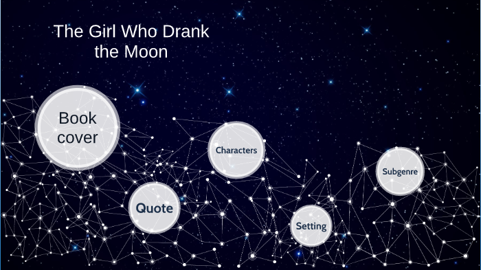 The Girl Who Drank The Moon By Emma Horton On Prezi Next