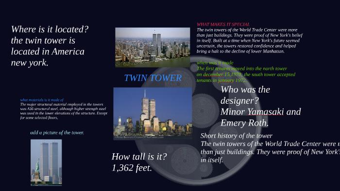 NAME OF TOWER by david esho on Prezi