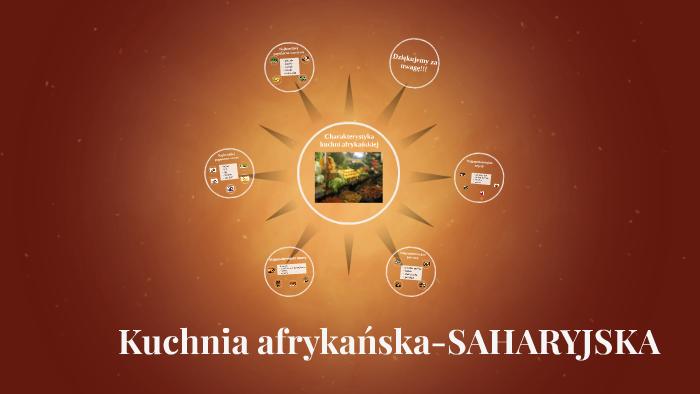 Kuchnia Afrykanska Saharyjska By Gabriela Szewczyk On Prezi