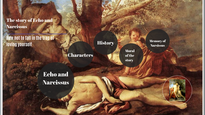 moral of echo and narcissus