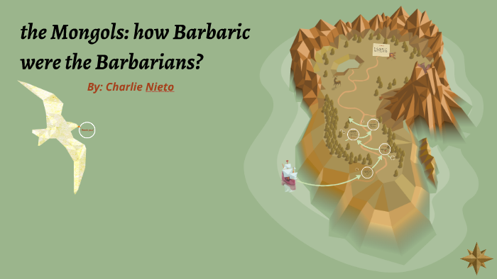 how barbaric were the barbarians