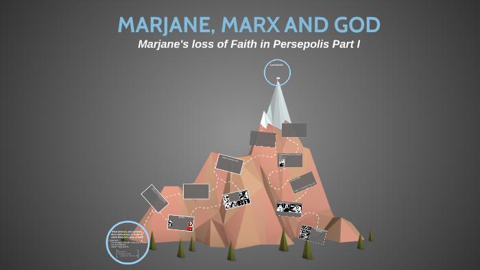 Marjane Marx And God By Sofia Buccino
