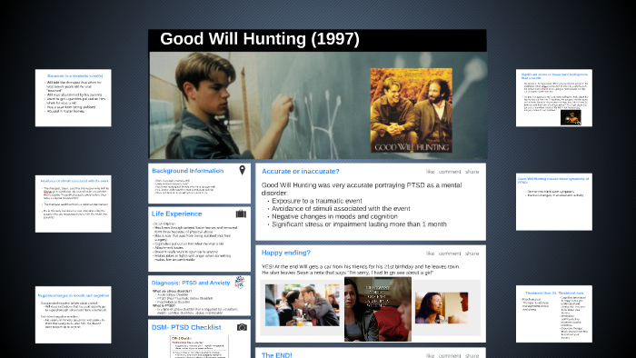 good will hunting disorder