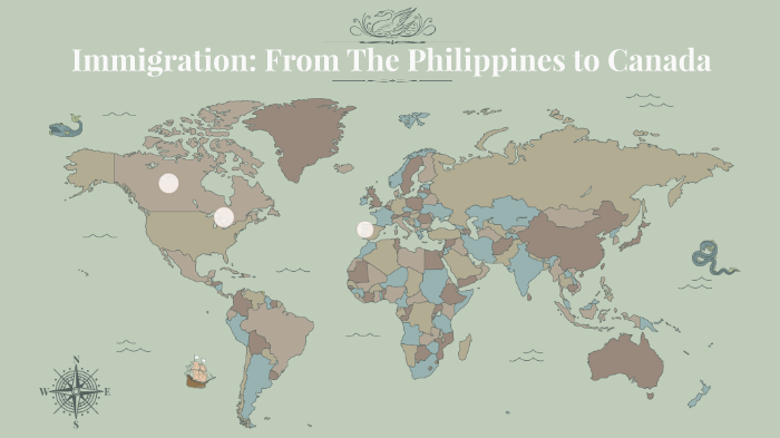Immigration From The Philippines To Canada By Adrienne Hudencial On Prezi Next