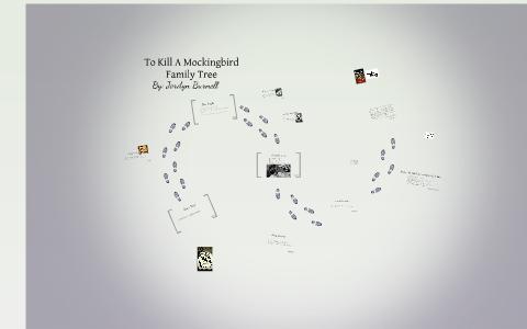 to kill a mockingbird family tree