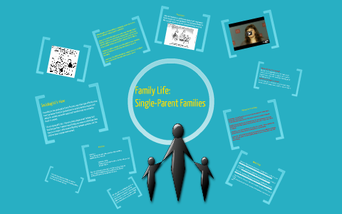 Single Parent Families By Kali Gonzalez On Prezi