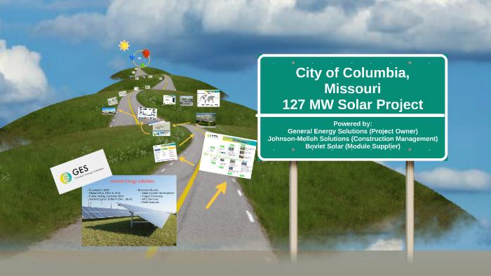 City of Columbia, Missouri by Mitch Thiem on Prezi