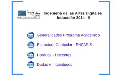 Ingeniería De Las Artes Digitales By Sergio Medina Castillo