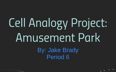 Cell Analogy Project Amusement Park By Jake Brady On Prezi