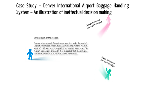denver airport case study