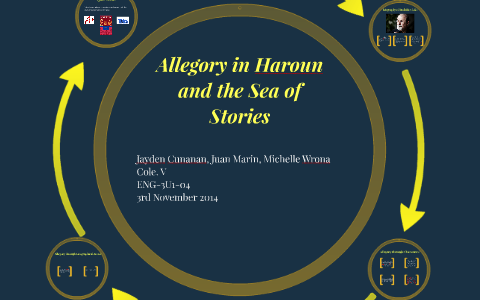 haroun and the sea of stories allegory