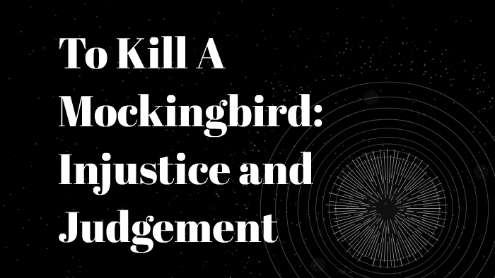 justice in to kill a mockingbird quotes
