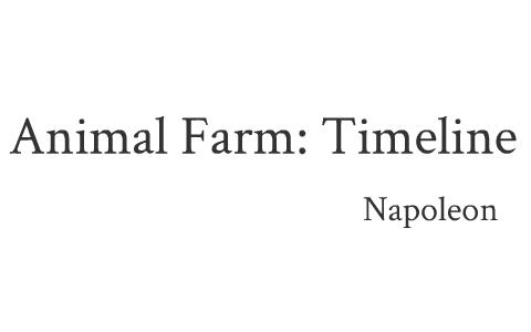 animal farm 7 commandments changed