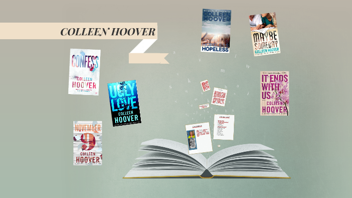 Colleen Hoover By Martyna Kiełtyka On Prezi