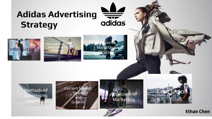 Adidas Advertising Strategy By Kath Sheeran