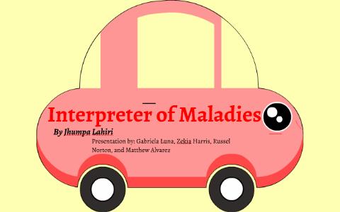 interpreter of maladies summary