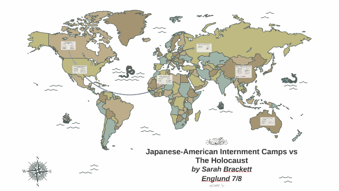 3 what are similarities between japanese internment and the holocaust
