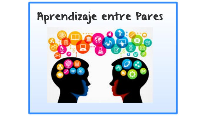 Aprendizaje entre pares by Cristina Silva
