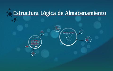 Estructura Lógica De Almacenamiento By Mar Mendoza On Prezi