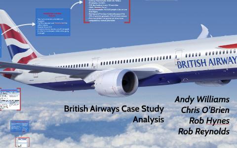 vrio analysis british airways