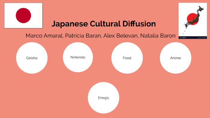 Japanese Cultural Diffusion by Alexandra Belevan on Prezi Next
