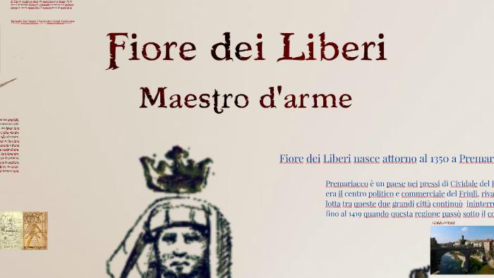 Fiore dei Liberi by Daniele Adami on Prezi