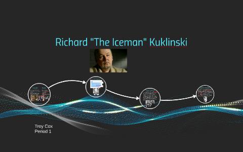 Richard The Iceman Kuklinski By Troy Cox