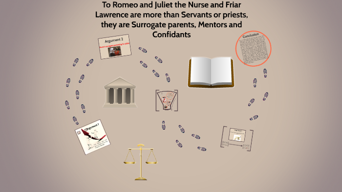 how is the nurse presented in romeo and juliet