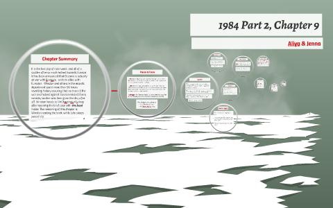 1984 Part 2 Chapter 9 By Aliya Khan On Prezi