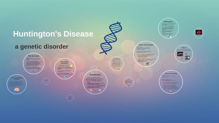 Huntington S Disease By Jenna Zamil