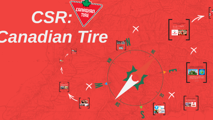 Csr Canadian Tire By Nivern Thurainayagam