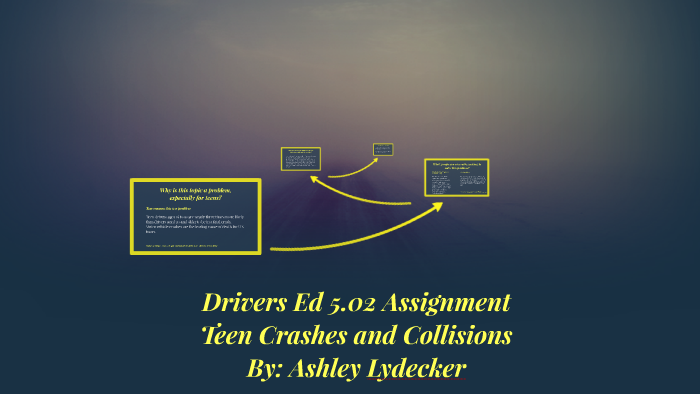 5.02 drivers ed assignment