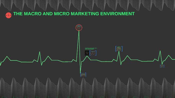 THE MACRO AND MICRO MARKETING ENVIRONMENT by Marko Svetlicic