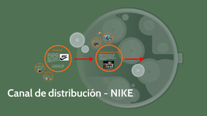 Estoy orgulloso Centro de la ciudad Hombre rico  Canal de distribución - NIKE by YERALDIN SALAZAR LLANO