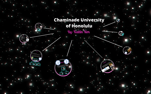 Chaminade University of Honolulu by Katie Kim on Prezi