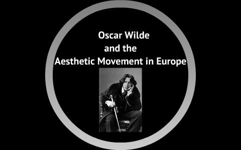 aesthetic movement oscar wilde