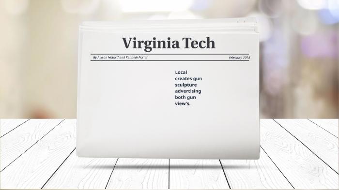 Virginia Tech By Kennedi Porter On Prezi Next