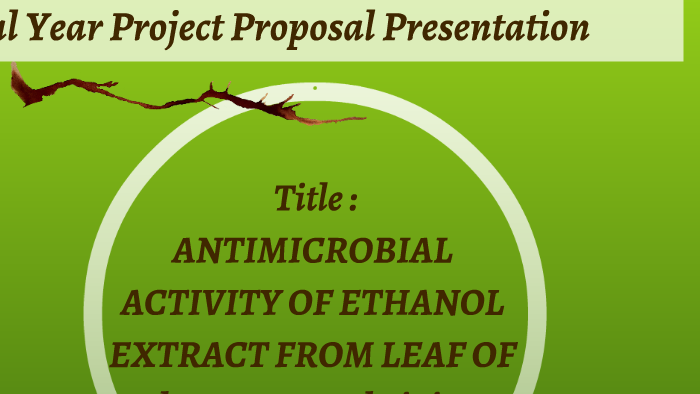 final year project proposal presentation by aina athirah on prezi