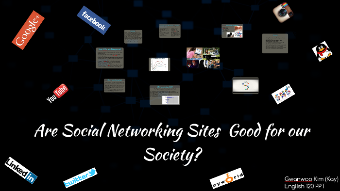 are social networking sites good for society