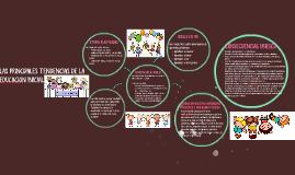 Las Principales Tendencias De La Educacion Inicial By Yesika Paola Cubillos Moreno