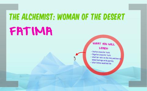 the alchemist fatima